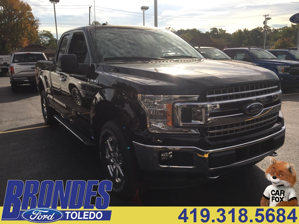 2018 F-150 Super Cab 4x4 Pickup #T80226 - photo 1