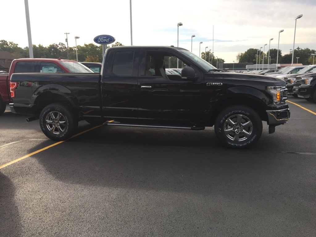 2018 F-150 Super Cab 4x4, Pickup #T80226 - photo 4