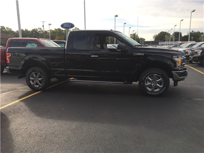2018 F-150 Super Cab 4x4 Pickup #T80226 - photo 4