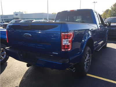 2018 F-150 Super Cab 4x4 Pickup #T80248 - photo 2