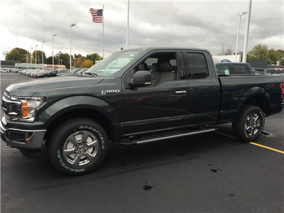 2018 F-150 Super Cab 4x4, Pickup #T80279 - photo 4