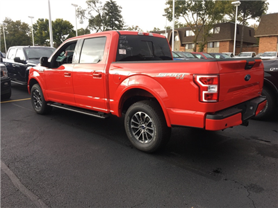 2018 F-150 Crew Cab 4x4, Pickup #T80281 - photo 4
