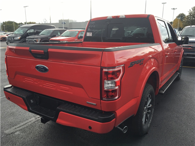 2018 F-150 Crew Cab 4x4 Pickup #T80281 - photo 2