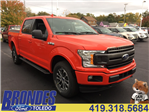 2018 F-150 Crew Cab 4x4 Pickup #T80281 - photo 1