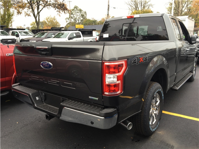 2018 F-150 Super Cab 4x4 Pickup #T80338 - photo 2