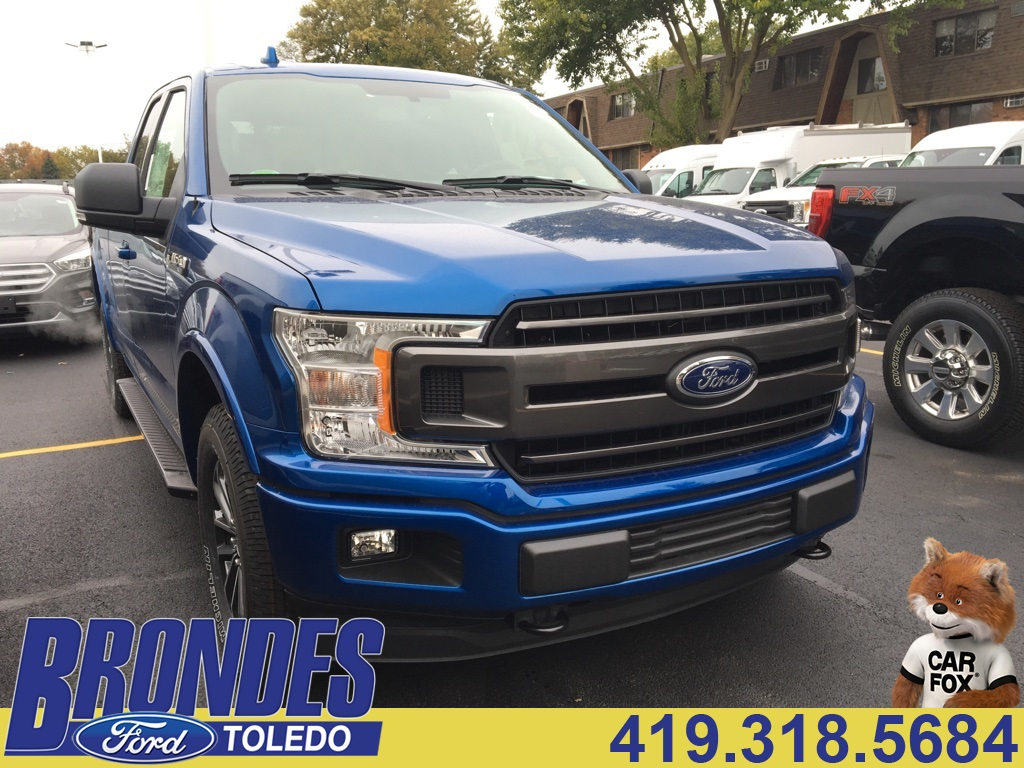 2018 F-150 Super Cab 4x4, Pickup #T80348 - photo 1
