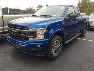 2018 F-150 Super Cab 4x4, Pickup #T80348 - photo 3