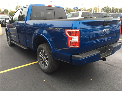 2018 F-150 Super Cab 4x4, Pickup #T80348 - photo 4