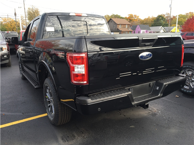 2018 F-150 Crew Cab 4x4, Pickup #T80366 - photo 4