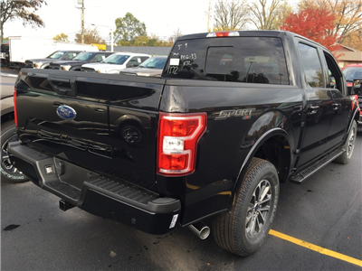 2018 F-150 Crew Cab 4x4, Pickup #T80366 - photo 2