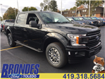 2018 F-150 Crew Cab 4x4, Pickup #T80366 - photo 1
