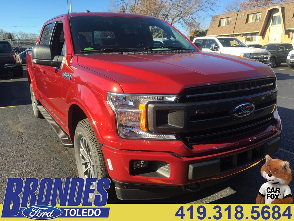 2018 F-150 Crew Cab 4x4 Pickup #T80461 - photo 1