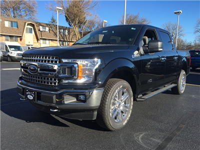 2018 F-150 Crew Cab 4x4, Pickup #T80496 - photo 3