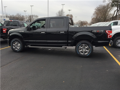 2018 F-150 Crew Cab 4x4 Pickup #T80550 - photo 4