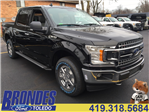 2018 F-150 Crew Cab 4x4 Pickup #T80550 - photo 1