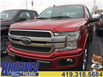 2018 F-150 SuperCrew Cab 4x4, Pickup #T80565 - photo 1
