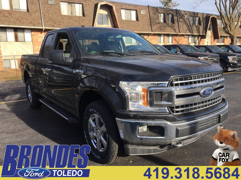 2018 F-150 Super Cab 4x4, Pickup #T80620 - photo 1