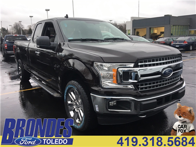 2018 F-150 Super Cab 4x4, Pickup #T80725 - photo 1
