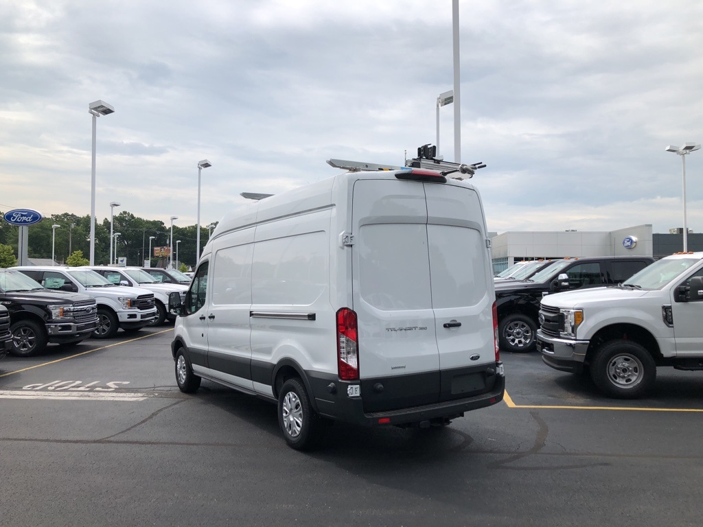 2018 Transit 350 High Roof 4x2,  Empty Cargo Van #T80745 - photo 6