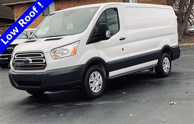 2018 Transit 150 Low Roof 4x2,  Empty Cargo Van #T80760 - photo 1