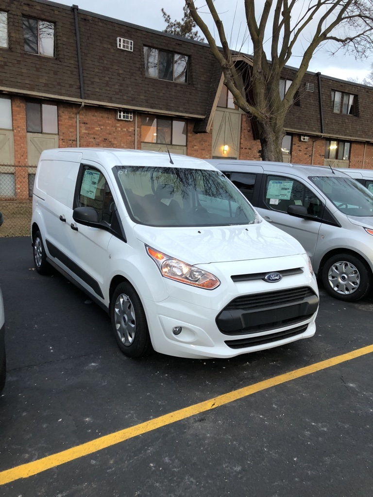 2018 Transit Connect, Cargo Van #T80773 - photo 3