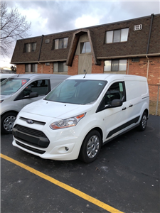 2018 Transit Connect, Cargo Van #T80773 - photo 1