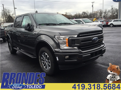 2018 F-150 SuperCrew Cab 4x4, Pickup #T80804 - photo 1