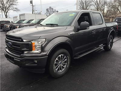 2018 F-150 SuperCrew Cab 4x4, Pickup #T80804 - photo 2