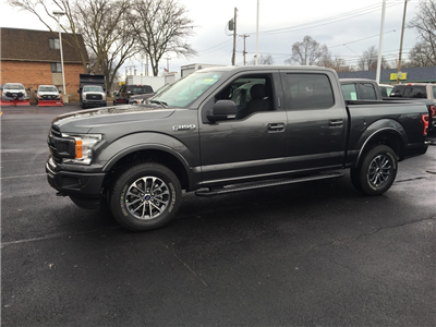 2018 F-150 SuperCrew Cab 4x4, Pickup #T80804 - photo 3