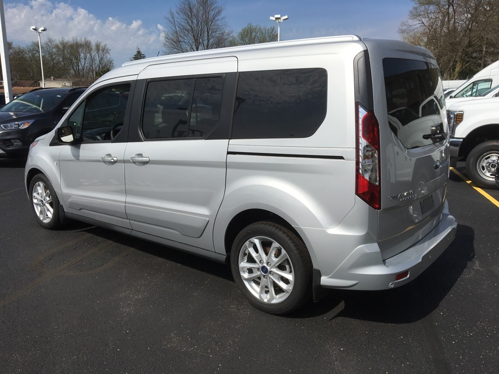 2018 Transit Connect 4x2,  Passenger Wagon #T80994 - photo 2