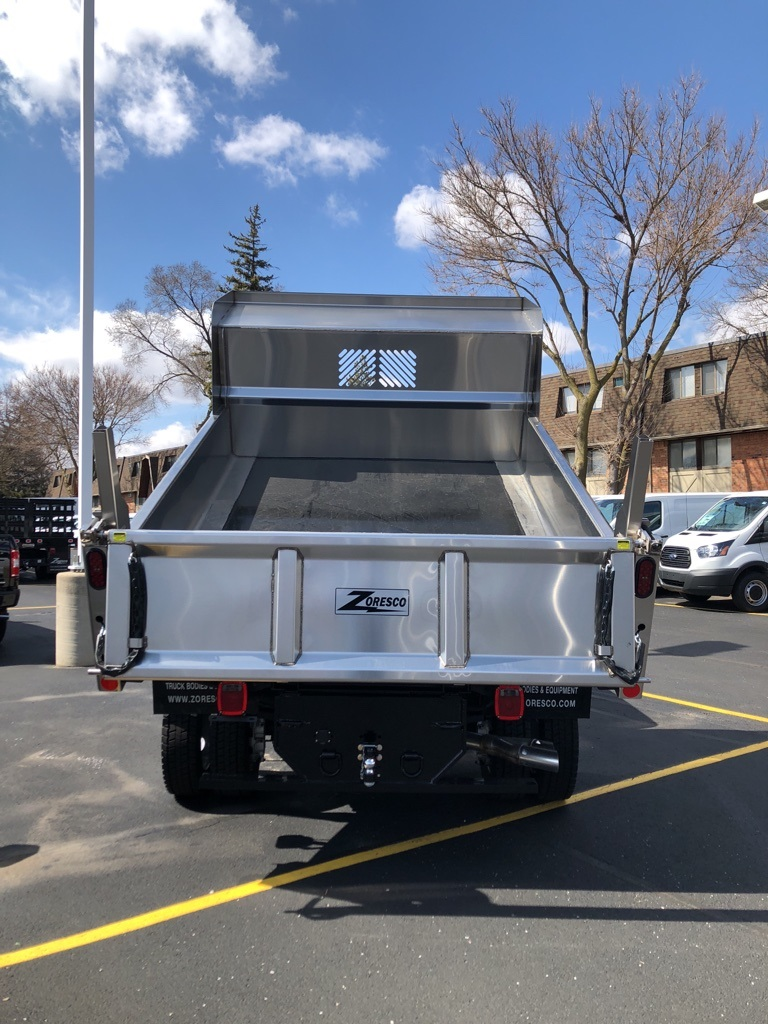 2018 F-550 Crew Cab DRW 4x4,  Rugby Dump Body #T81163 - photo 5