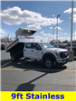 2018 F-550 Crew Cab DRW 4x4, Rugby Z-Spec Dump Body #T81163 - photo 3
