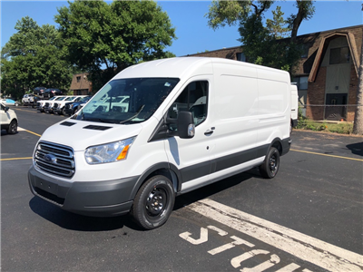2018 Transit 250 Med Roof 4x2,  Empty Cargo Van #T81720 - photo 1