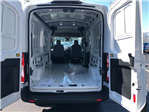 2018 Transit 250 Med Roof 4x2,  Empty Cargo Van #T81720 - photo 2
