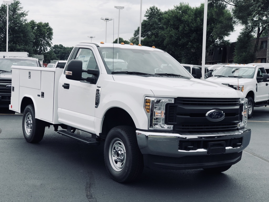 2018 F-250 Regular Cab 4x4,  Reading Classic II Steel Service Body #T81791 - photo 1