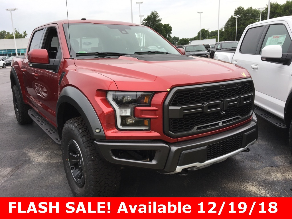 2018 F-150 SuperCrew Cab 4x4,  Pickup #T81833 - photo 1