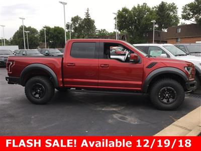 2018 F-150 SuperCrew Cab 4x4,  Pickup #T81833 - photo 5