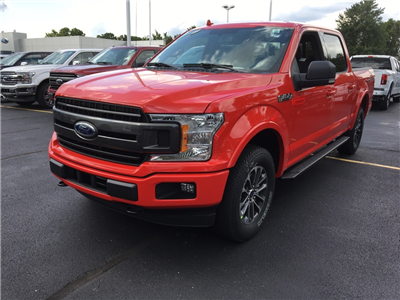 2018 F-150 SuperCrew Cab 4x4,  Pickup #T81854 - photo 1