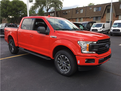 2018 F-150 SuperCrew Cab 4x4,  Pickup #T81854 - photo 4