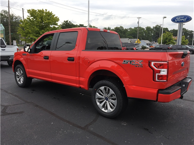 2018 F-150 SuperCrew Cab 4x4,  Pickup #T81870 - photo 2