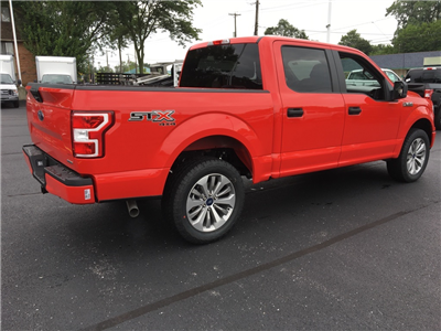 2018 F-150 SuperCrew Cab 4x4,  Pickup #T81870 - photo 4