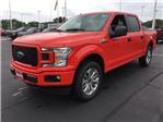 2018 F-150 SuperCrew Cab 4x4,  Pickup #T81870 - photo 1