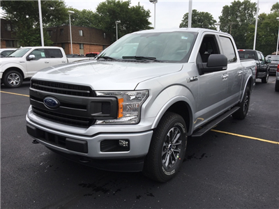 2018 F-150 SuperCrew Cab 4x4,  Pickup #T81873 - photo 1