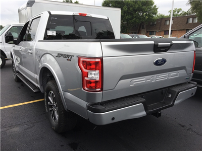 2018 F-150 SuperCrew Cab 4x4,  Pickup #T81873 - photo 2