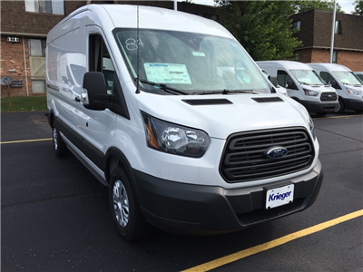 2018 Transit 250 Med Roof 4x2,  Empty Cargo Van #T81879 - photo 3