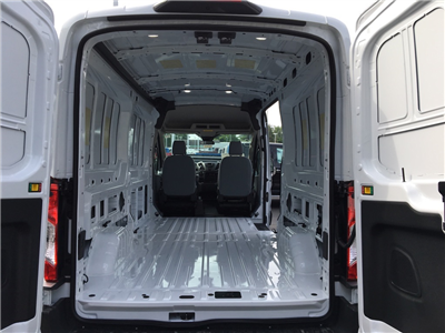 2018 Transit 250 Med Roof 4x2,  Empty Cargo Van #T81879 - photo 2