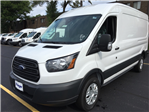 2018 Transit 250 Med Roof 4x2,  Empty Cargo Van #T81879 - photo 1