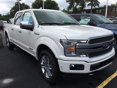 2018 F-150 SuperCrew Cab 4x4,  Pickup #T81958 - photo 3