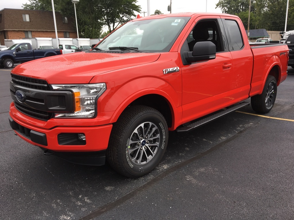 2018 F-150 Super Cab 4x4,  Pickup #T82045 - photo 1
