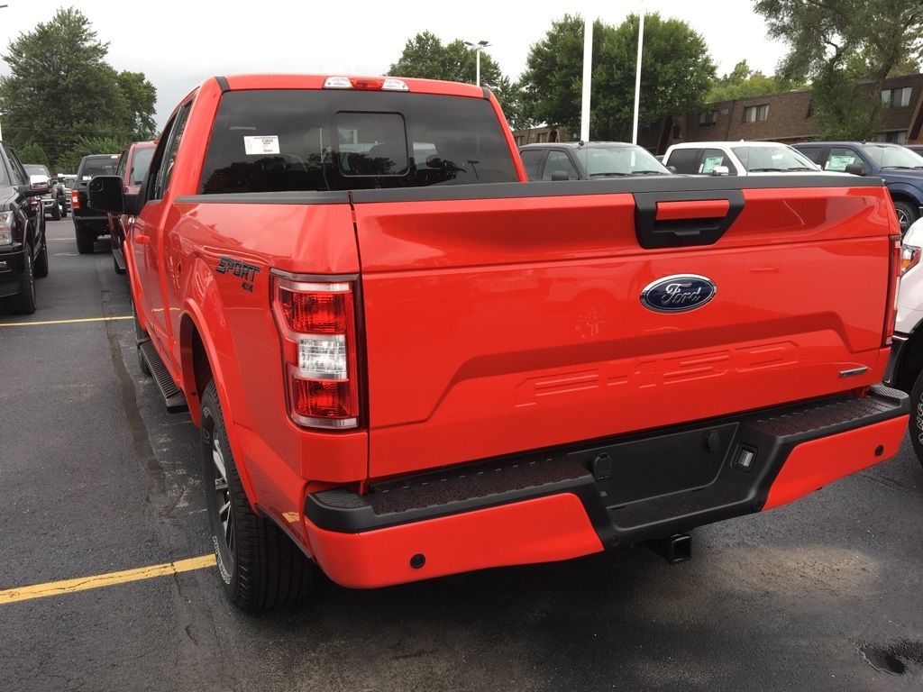2018 F-150 Super Cab 4x4,  Pickup #T82045 - photo 2